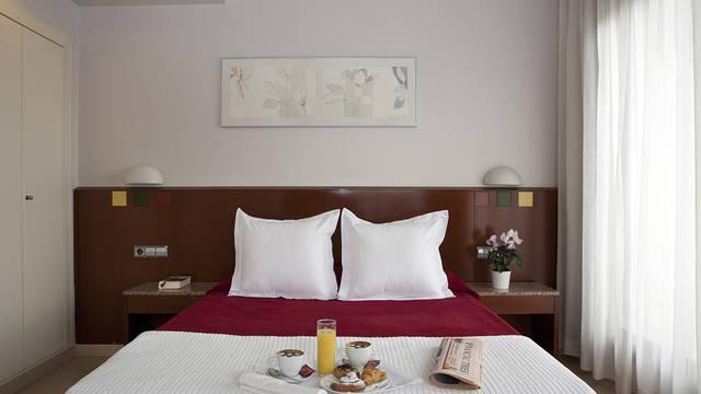 Kamer voorbeeld Hotel Amrey Sant Pau