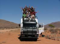 bus met mensen