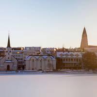 6 daagse fly drive Reykjavik de Zuidkust
