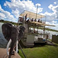 Rivier safari