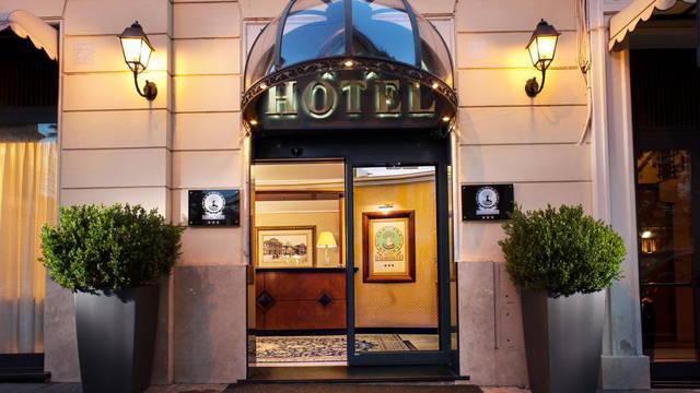 Entree Hotel Piemonte