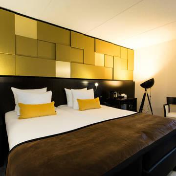 Voorbeeldkamer Oranje Hotel Leeuwarden