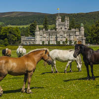 Royal Deeside - Balmoral Castle