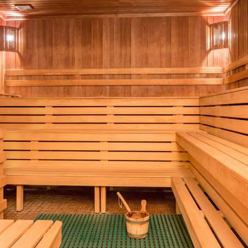 Sauna Alpenland Sporthotel Maria Alm