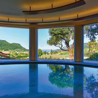 Wellnesscenter met binnenzwembad