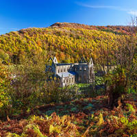 Wye Valley, Monmouthshire - Tintern Abbey