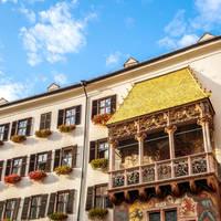 Innsbruck - Het Gouden Dak