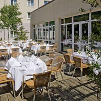 Terras Tryp Hotel Celle