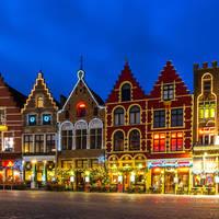 no - 5-daagse busreis Kerst aan de Vlaamse Kust