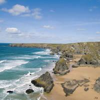 Noord-Cornwall kust