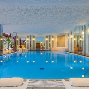 Zwembad Alpenland Sporthotel Maria Alm