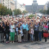 Groepsfoto Praag