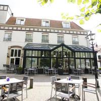 Best Western Hotel Baars - Terras