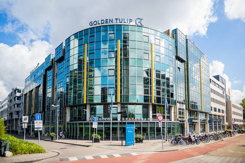 Last minute vakantie Zuid-Holland 🚗️Golden Tulip Leiden