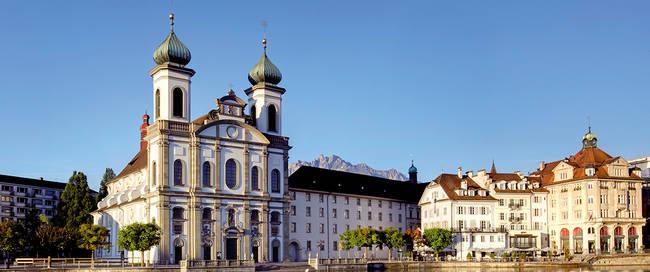 Kerk Luzern