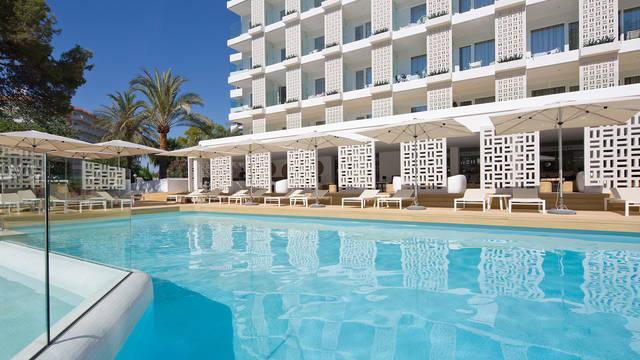 Zwembad Hotel HM Balanguera Beach - Adults Only
