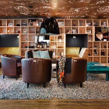 Bibliotheek Scandic Paasi