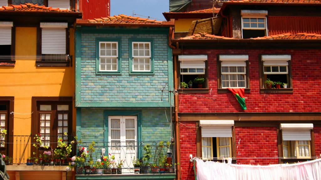 Porto huizen