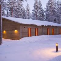 Ecohotel exterieur