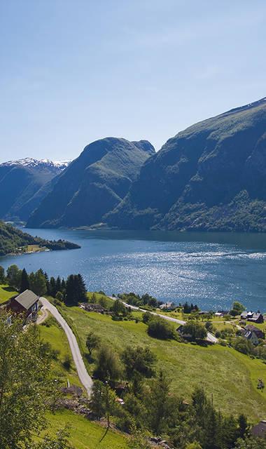 15-daagse fly-drive Grand Tour Noorwegen