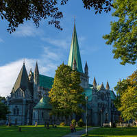 Trondheim - Nidaros Kathedraal