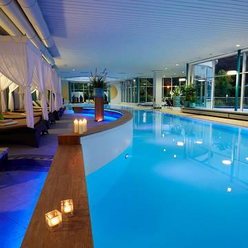 Overdekt zwembad Göbel's Hotel Aqua Vita
