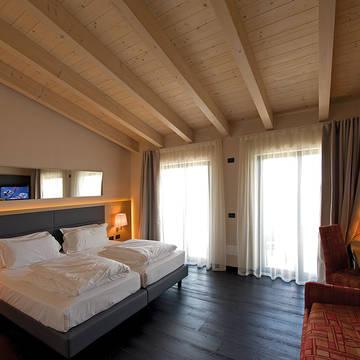 Voorbeeld kamer Hotel Villa Luisa Resort & Spa
