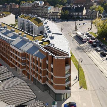 Exterieur Aparthotel Lwowska1