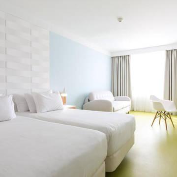 Kamer Hotel Legendary Porto (voorheen Quality Inn Praca da Batalha)