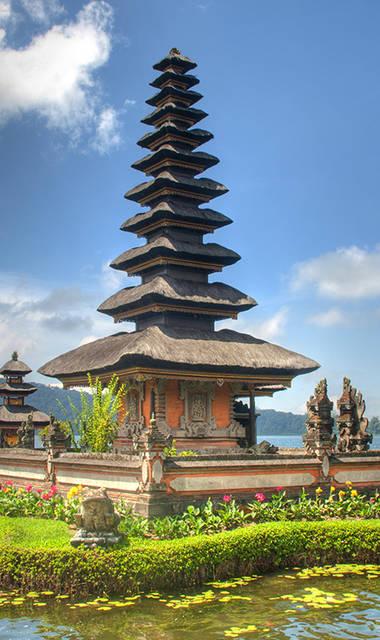 6-daagse privé rondreis Bali in Vogelvlucht