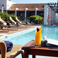 Zwembad Pousada Vila Vicosa