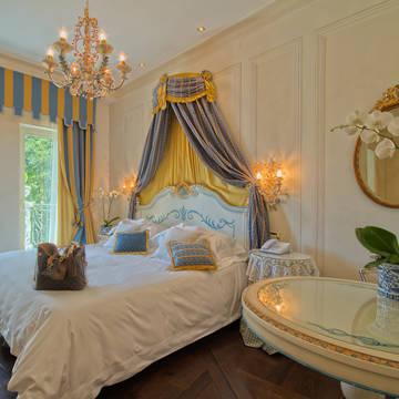 Voorbeeld kamer Deluxe zijmeerzicht Villa & Palazzo Aminta