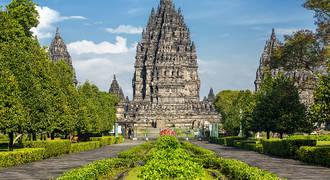 Prambanan op Java