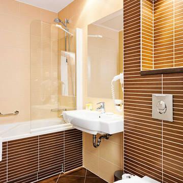 Badkamer Hotel Qubus Gdansk
