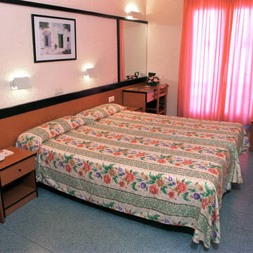 Standaardkamer / voordeelkamer Hotel Guitart Rosa