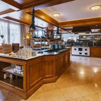 Ontbijt- en dinerruimte