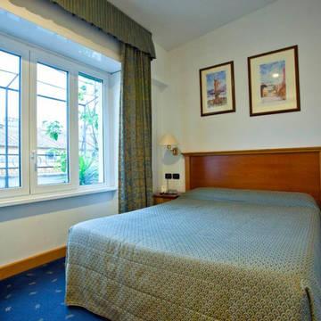 Voorbeeld kamer Hotel Diplomatic