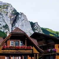 Zwitserse boerderij