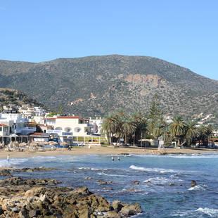 Stalis (Stalida) op Kreta