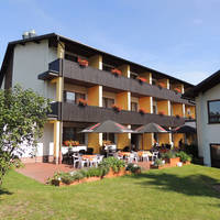 Hotel im Kräutergarten, Cursdorf