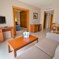 Voorbeeldkamer Junior Suite