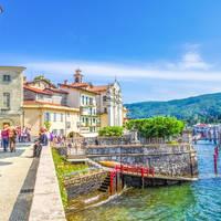 10-daagse busreis Rondje om het Lago Maggiore
