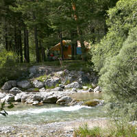 Camping Huttopia la Clarée