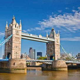 Londen met de boot
