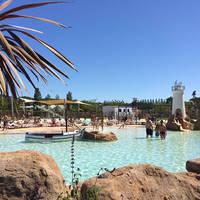 Nieuwe zwembad