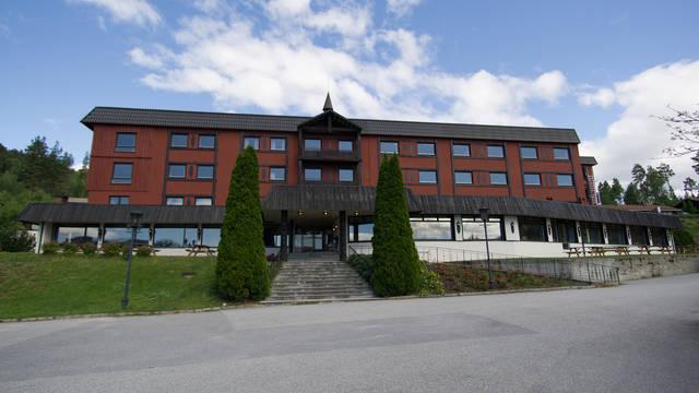 Exterieur Vrådal Resort Vakantiepark
