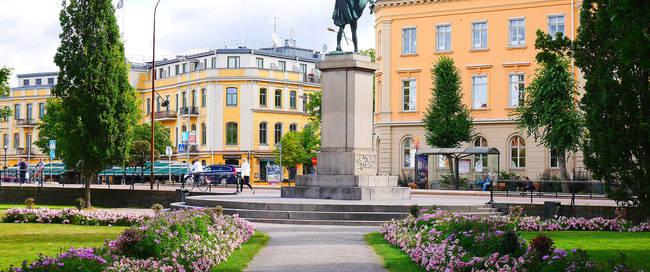 Karlstad - park