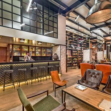 Lobby/Bar Hotel H10 Tribeca