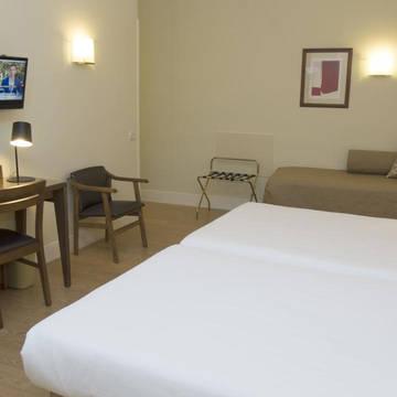 Kamer Hotel Best Western Los Condes