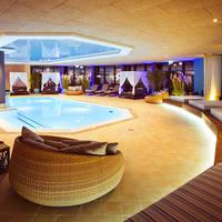 Overdekt zwembad hotel